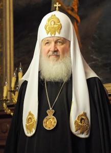 PATRIARCATO DI MOSCA Patriarca Cirillo Patriarca di Mosca e di tutta la Rus'